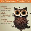 Cafeneaua Filosofica dezvolta trei subiecte interesante