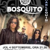 Concert BOSQUITO la Harlequin Mamaia