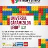 Universul caramizilor LEGO la Maritimo
