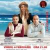 """Comedia """"E soare/ploua"""" in premiera la Harlequin Mamaia"""