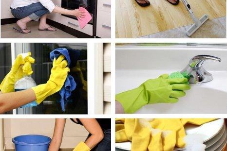 OFERTA: 80% reducere pentru serviciu profesional de curatenie la tine acasa.