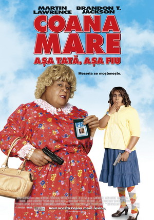 CINEMA: Big Mommas: Like Father, Like Son AVANPREMIERA