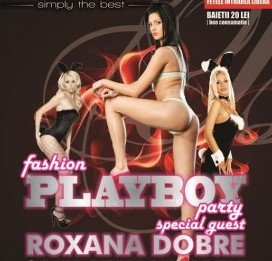 Playboy Party in clubul The Bank