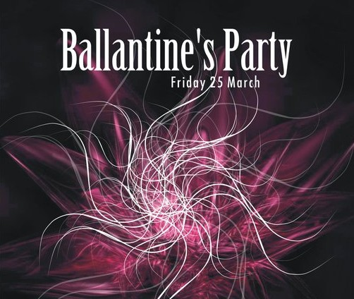 Ballantine`s Party in Crush