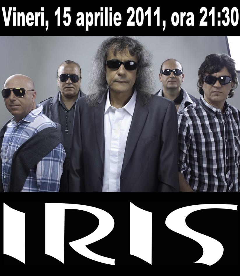 CONCERT IRIS in Club Phoenix