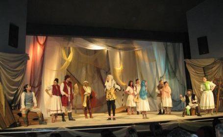 Galcevile din Chioggia in weekend la Teatrul de Stat
