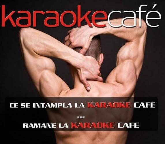 8 MARTIE: Teo si Martin in Karaoke Cafe