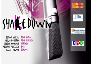 Concert LIVE: Shake Down 13 martie in Latin Fever