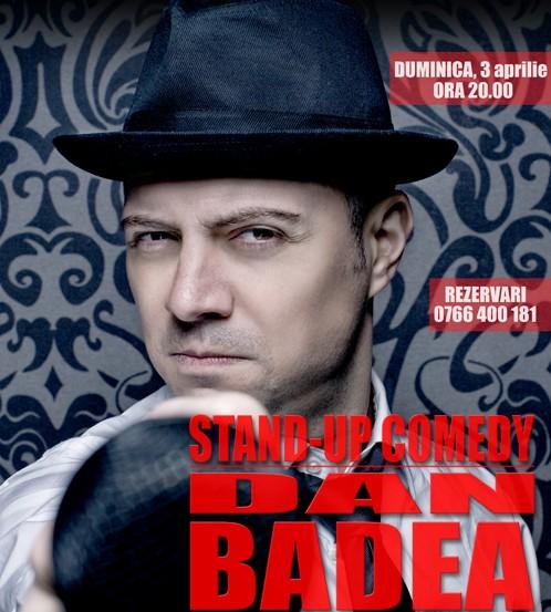 CASTIGATOR CONCURS: Spune un bank si poti castiga 2 bilete la Stand-up Dan Badea