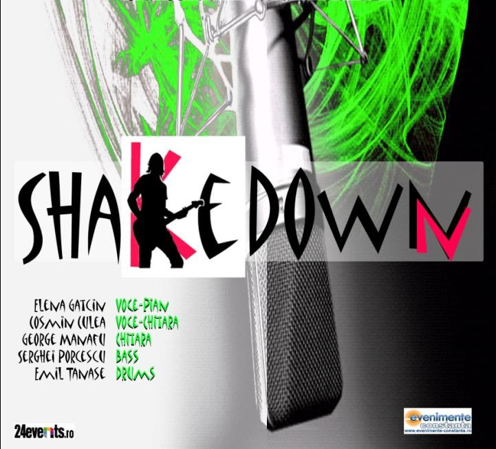 Evergreen Live Music Party cu Shake Down in Pulse