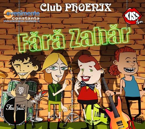 Concert FARA ZAHAR in Club Phoenix