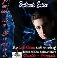 CONCERT: The Spirit of Piazzola 4 martie, Casa de Cultura
