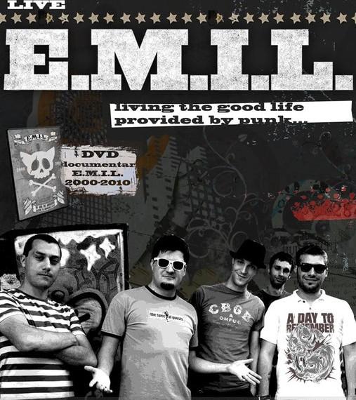 Concert E.M.I.L. pe 9 aprilie