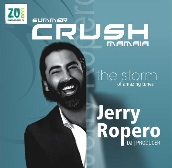 Jerry Ropero in Summer Crush Mamaia