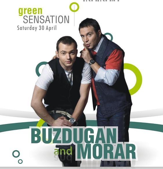 Green Sensation cu Buzdugan si Morar