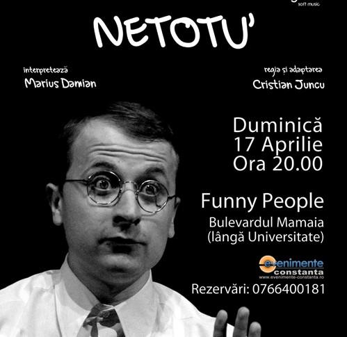 TEATRU: NETOTU' in Funny People
