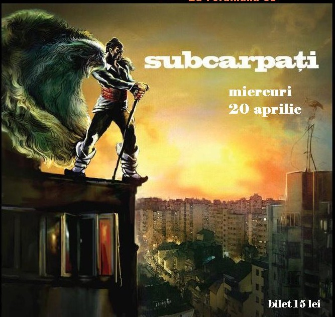 Concert Subcarpati in Club PuLse