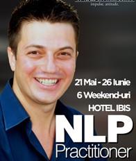CURS: NLP Practitioner 21 mai – 26 iunie