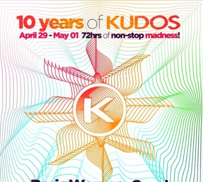Kudos Beach ★ 1st of May 2011 ★ 10 Years Celebration