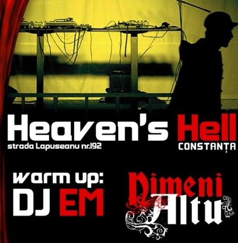 Concert Nimenu Altu in Haven's Hell