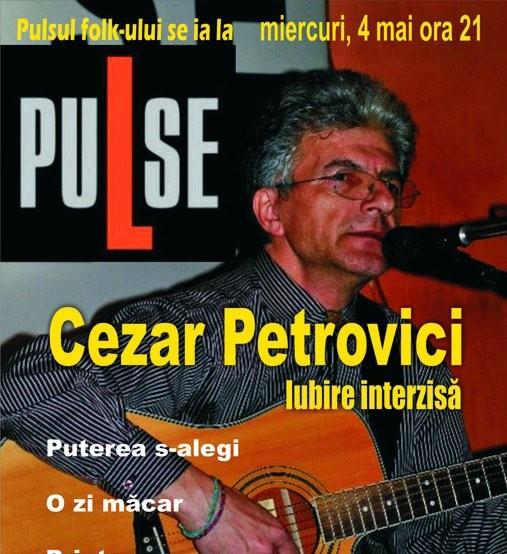 Seara Folk cu Cezar Petrovici