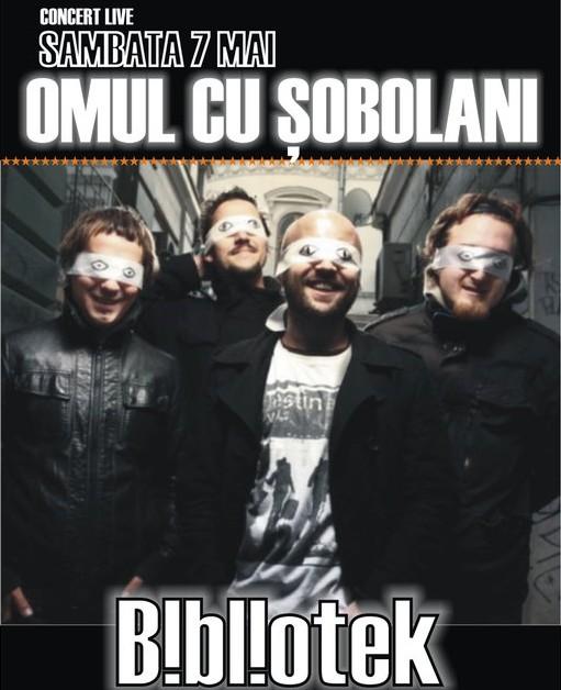 Concert OMUL CU SOBOLANI