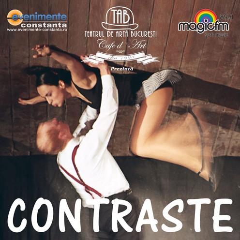 Premiera in Constanta: CONTRASTE, duminica 15 mai