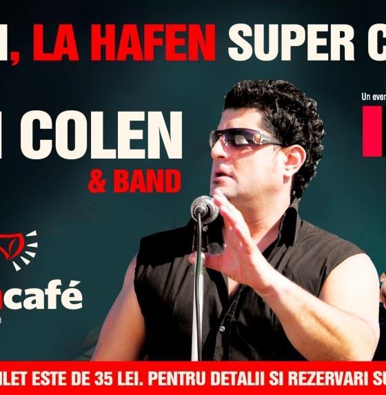 Concert Tavi Colen & Band