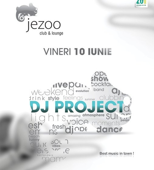 DJ PROJECT in Jazoo Mamaia