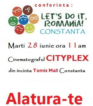 Let's do it Constanta!