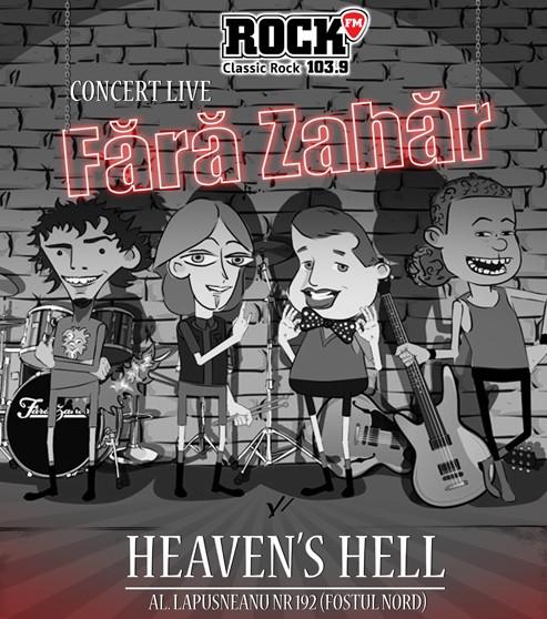 Castiga 2 bilete la Fara Zahar