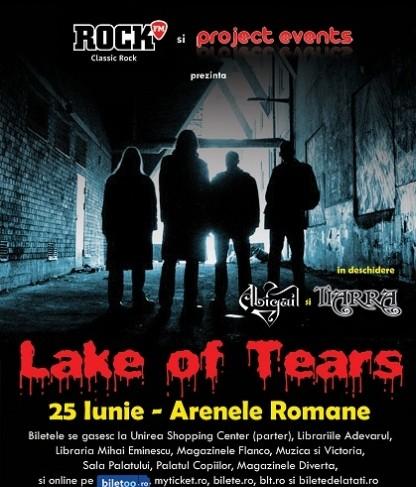 Concert Lake of Tears