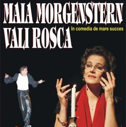 Teatru:MIC si-al DRACU' (cu Maia Morgenstern)