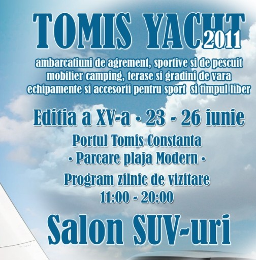 TOMIS YACHT 2011