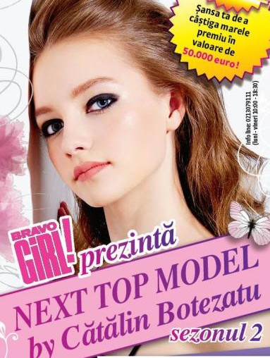 NEXT TOP Model by Catalin Botezatu la Constanta
