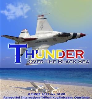 Thunder over The Black Sea-Constanta Air Show 2011