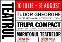 Concerte inedite si maraton teatral in Jupiter