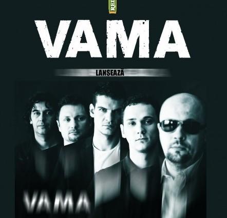 Concert LIVE cu Trupa VAMA