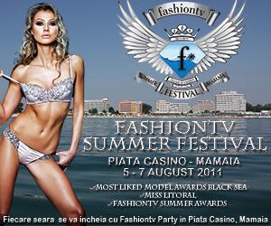 FASHIONTV  SUMMER  FESTIVAL 2011