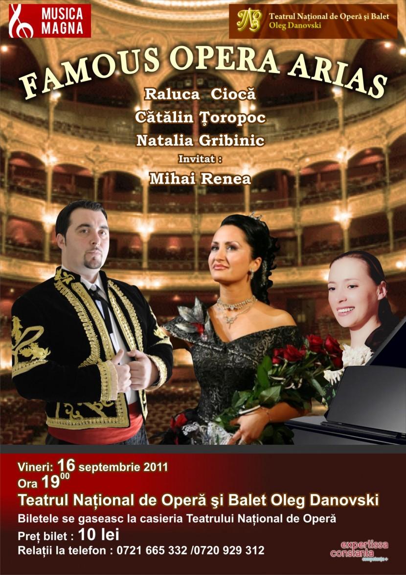 Recital inaugural Musica Magna la TNOB Oleg Danovski