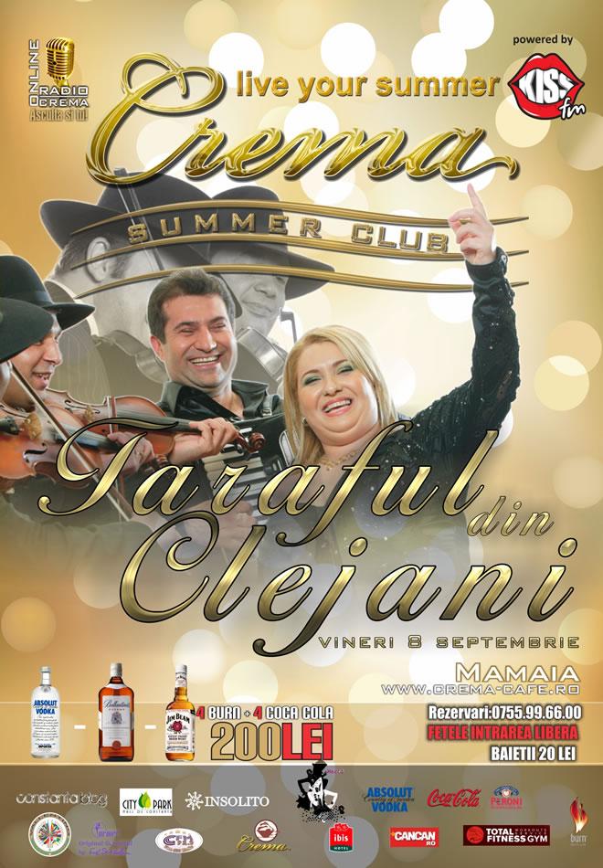Taraful din Clejani – ultimul concert din Mamaia!