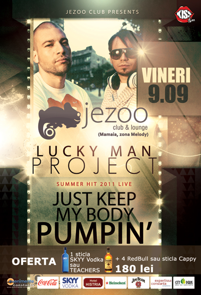 Lucky Man Project in Jezoo Mamaia