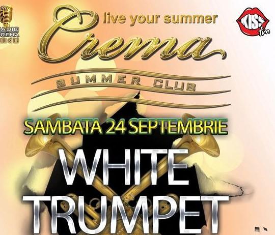 White Trumpet si DJ Simion