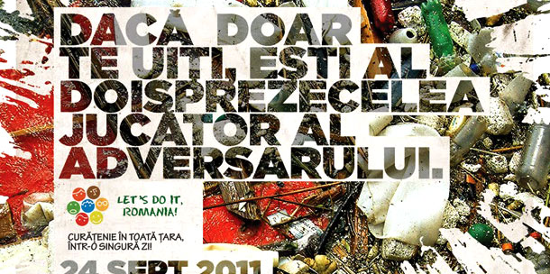 Let's do it Constanta! Pe 24 septembire!