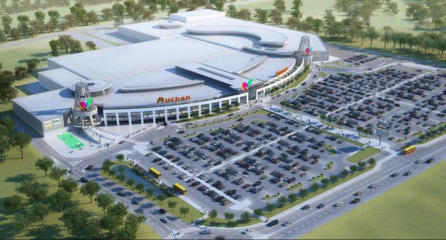 Se deschide cel mai mare Mall din Constanta!