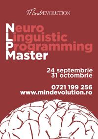 Incepe cursul de comunicare NLP Master