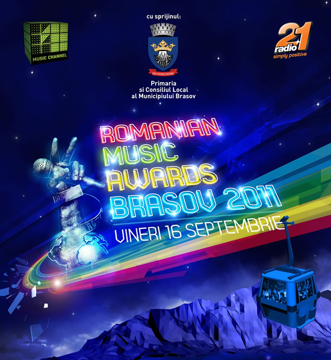 Castigatorii Romanian Music Awards 2011