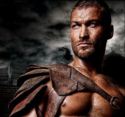 Gladiatorul Spartacus a fost rapus de cancer