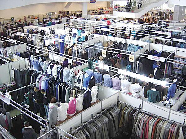 Targ de haine la Pavilionul Expozitional