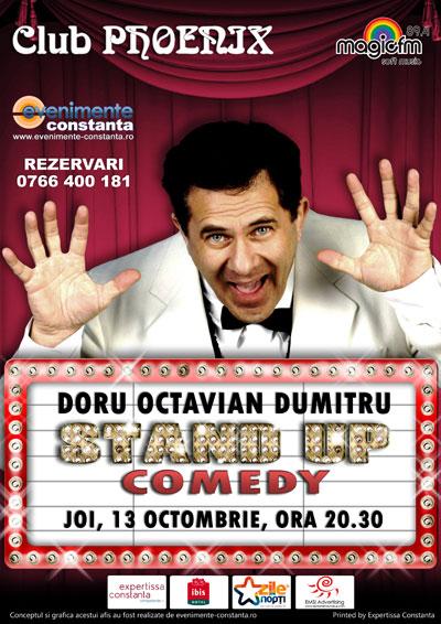 Rasul nu ingrasa! Castiga 2 bilete la Doru Octavian Dumitru!